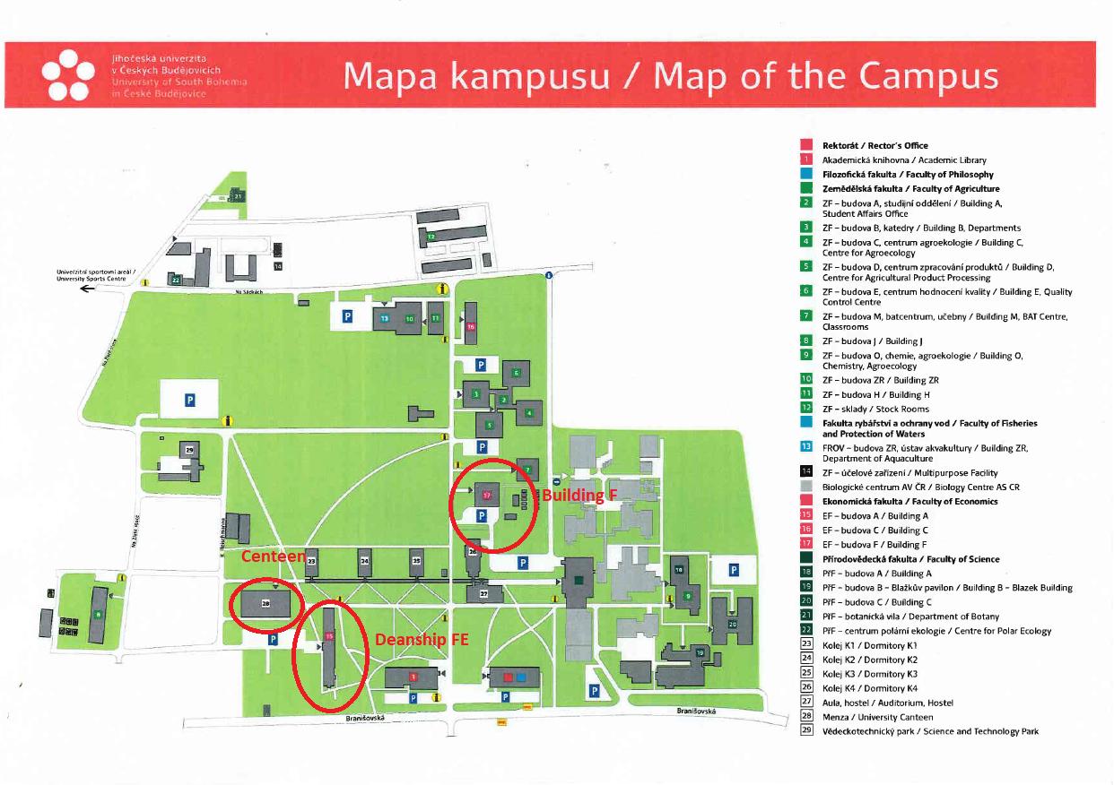 Campus USB